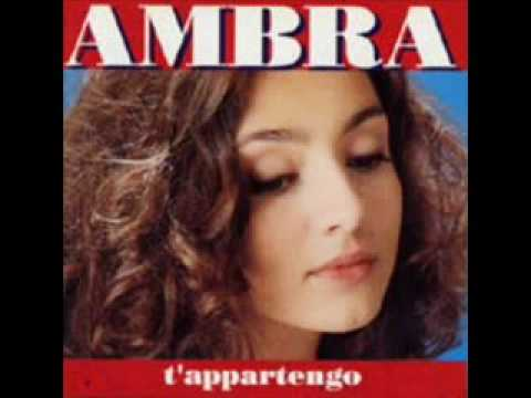 Ambra Angiolini - T'appartengo - Foto: youtube.com