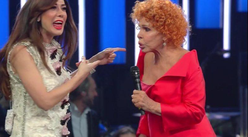 Ornella Vanoni - Virginia Raffaele
