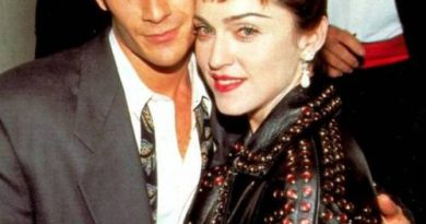 Luke Perry e Madonna - 1991